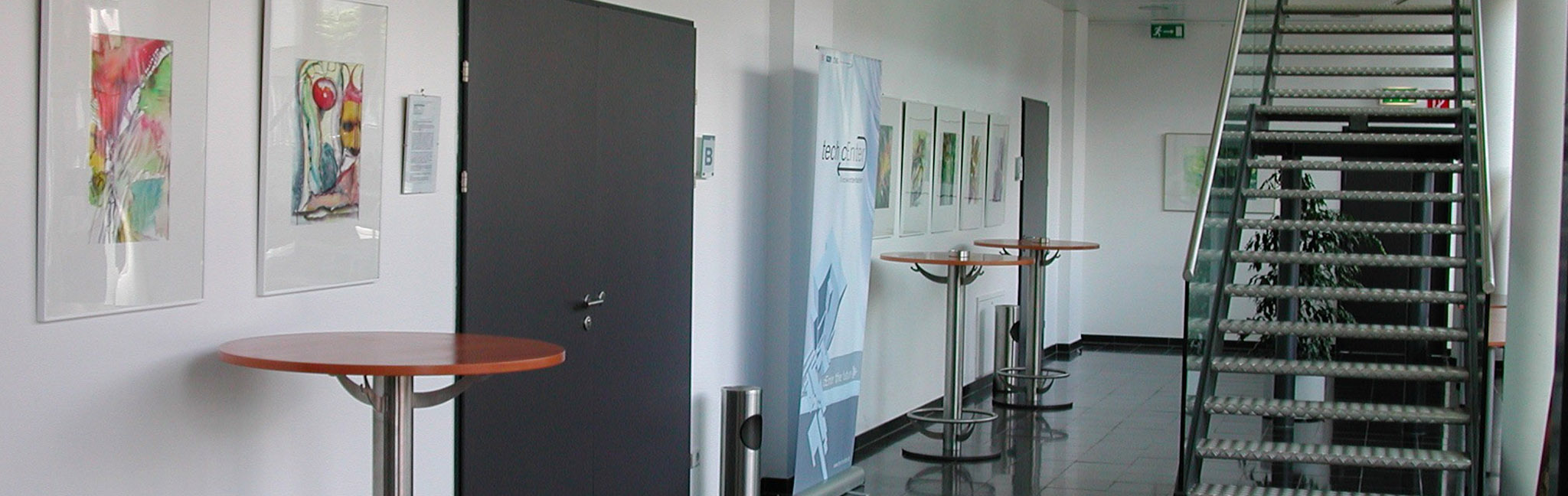 Foyer-Seminarzentrum EG