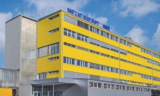 Die Neue Werft hat sich zu einem lebendigen Startup-Zentrum entwickelt