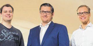 Prominente investieren in Linzer Start-up presono