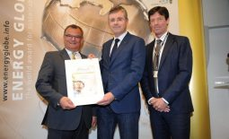 Reprotex gewinnt Energy Globe OÖ 2017 in der Kategorie Wasser