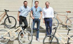Mit Elektro-Power durch die Stadt! Techcenter startet E-Bike-Verleih für Mieter